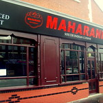 New Maharani curry house in Preston