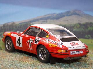 Porsche 911S – Montecarlo 1972 - Spark
