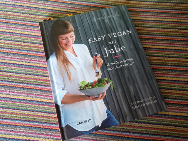 review Easy Vegan met Julie