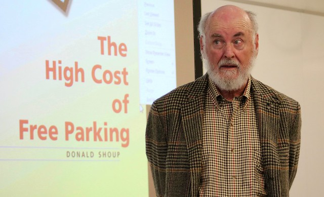 Professor Donald Shoup's Presentation to Urban Planners from China