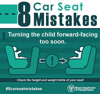 Album 8carseatmistakes By Illinois Department Of Transportation