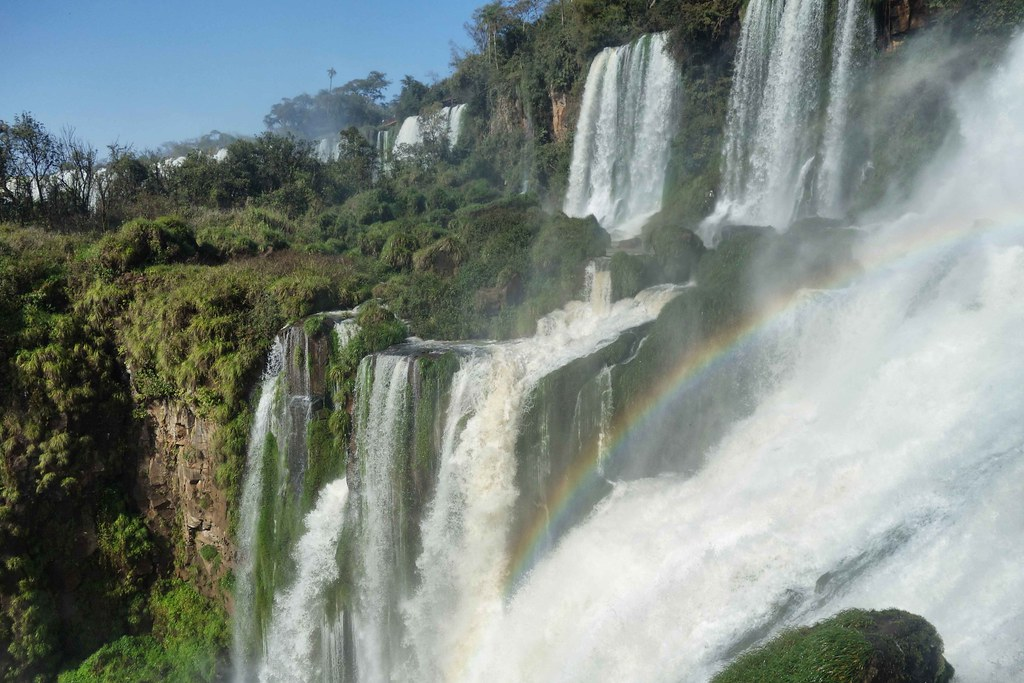 Iguazu - Argentine - Chutes 5