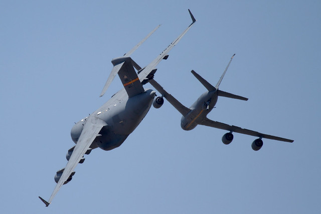 Mid Air Refueling Demo