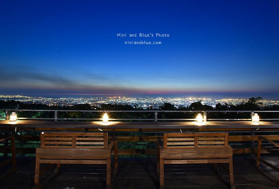台中夜景亟餐廳庭園餐廳04