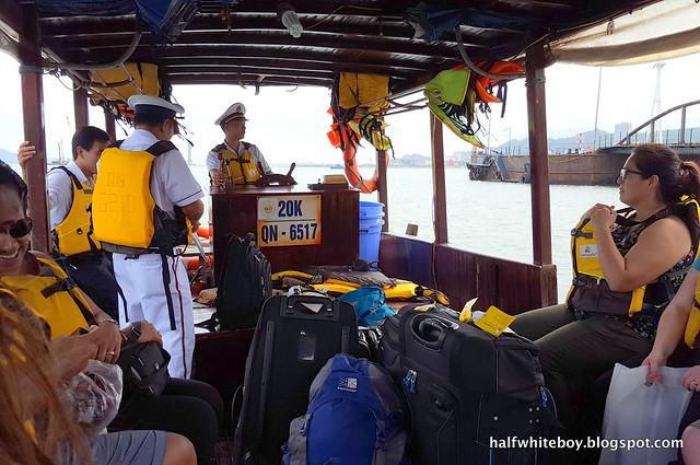 halfwhiteboy - halong bay cruise 11