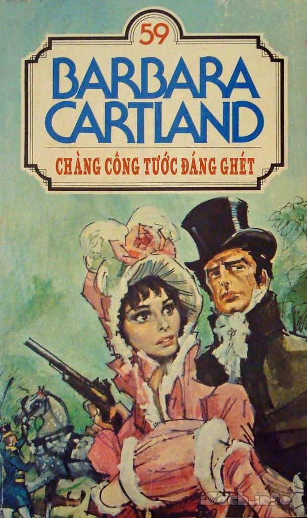 Chàng Công Tước Đáng Ghét - Barbara Cartland