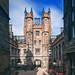 Edinburgh - New College by kenny mccartney