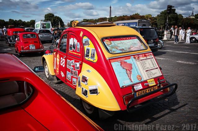 la traversée estivale de Paris 2017 ~ Paris, France