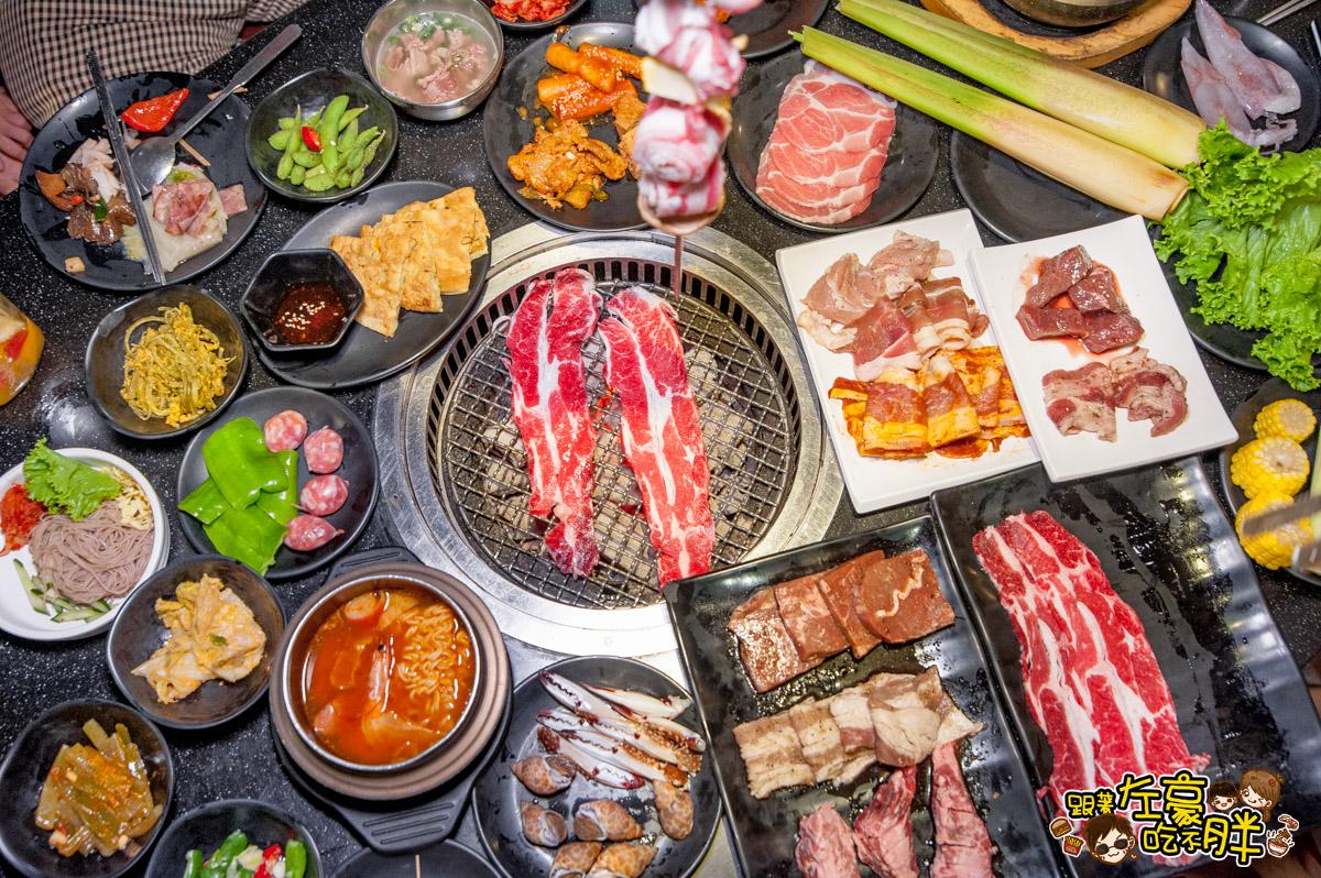 東大門韓式燒烤暢食料理館-78