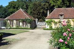 Les communs du Château du Tertre