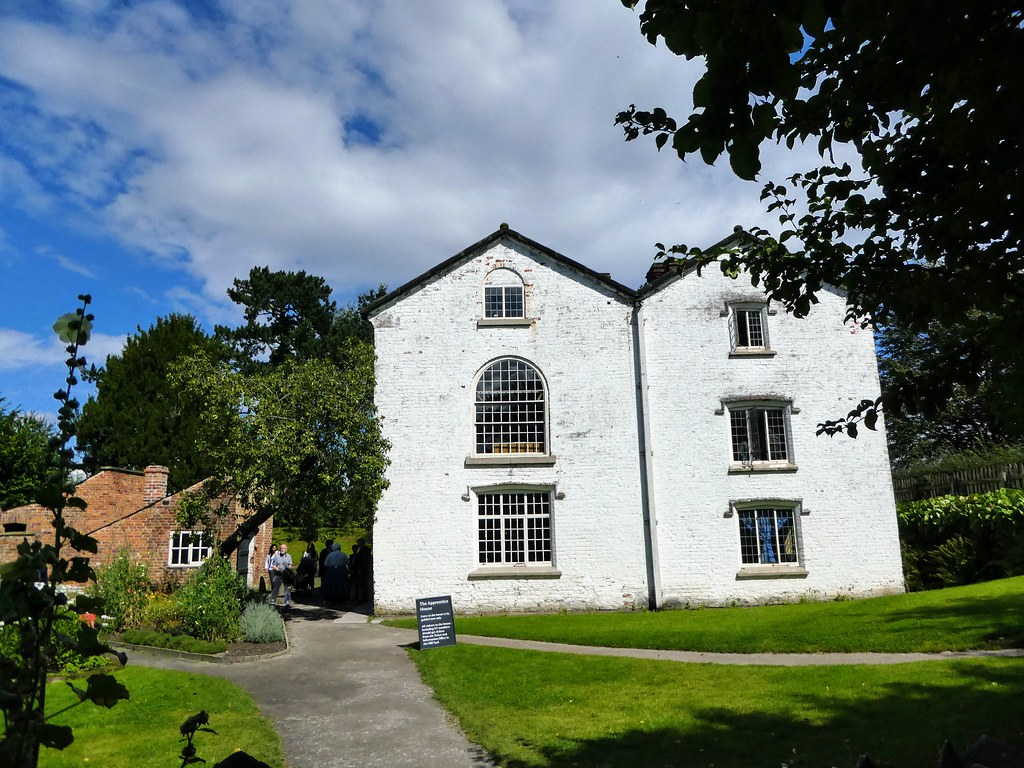 Apprentice House, Quarry Bank Mill