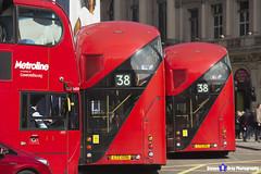 Wrightbus NRM NBFL - LTZ 1206 - LT206 - Clapton Pond 38 - Arriva - London 2017 - Steven Gray - IMG_6166