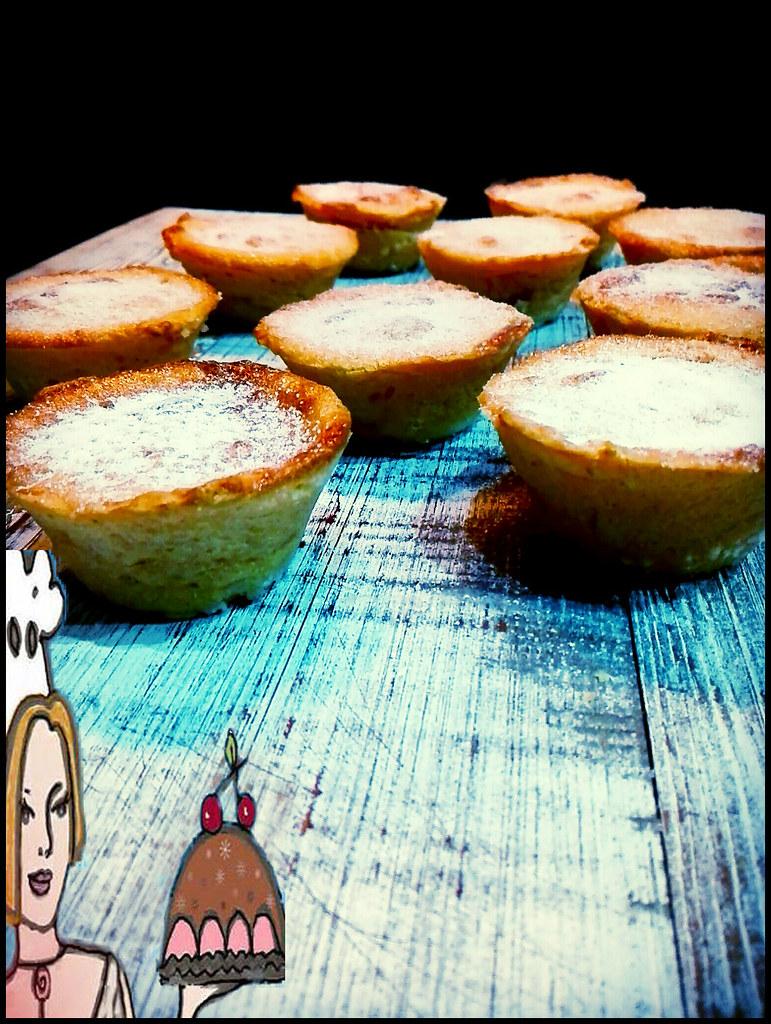 pasteis de feijão