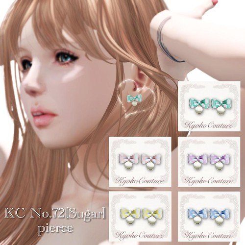 KC No.72[Sugar]pierce@Hidden Room in TCF