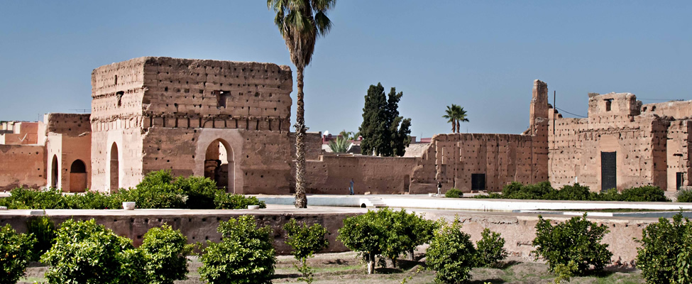 Stedentrip Marrakech, bezienswaardigheden: Palais de Bahia | Mooistestedentrips.nl
