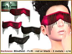Bliensen - Darkness - Blindfold