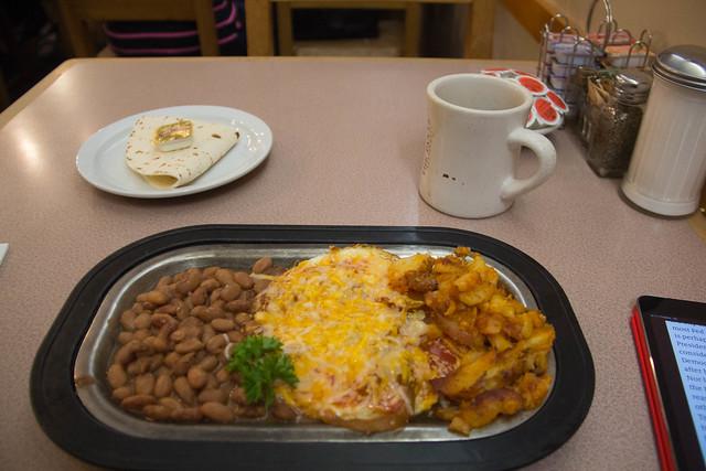 Pantry Restaurant: Huevos Consuelo