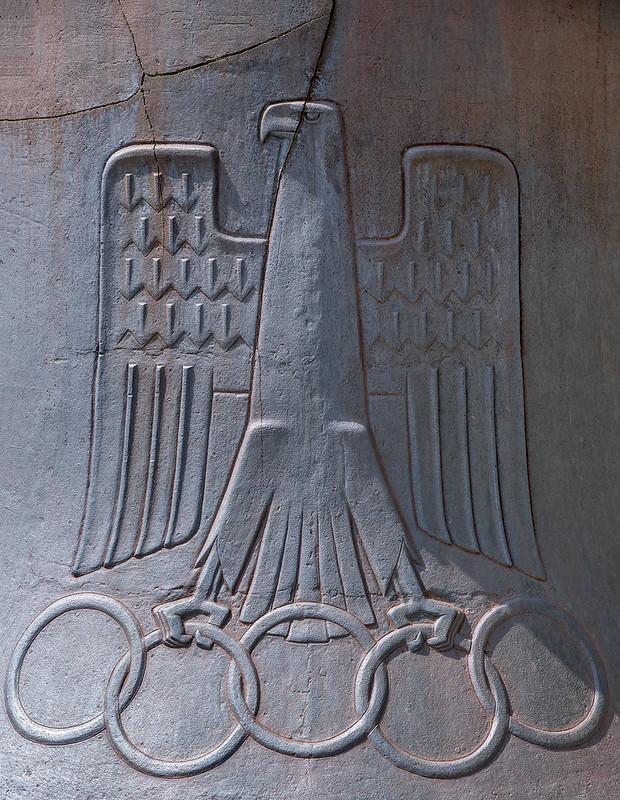Nazi Olympic Bell
