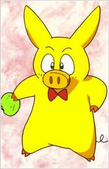 Iggy Pig - Super Pig
