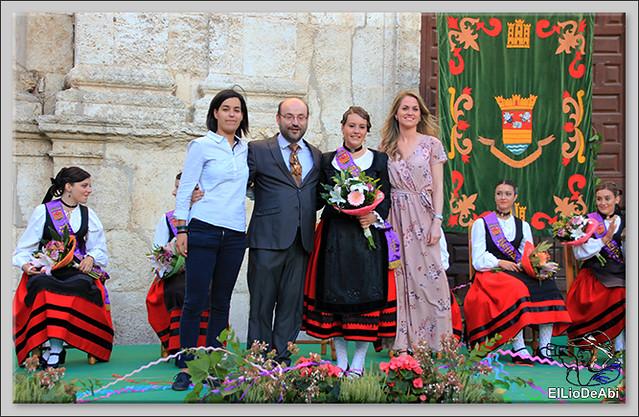 #BriviescaFiestas17 Lectura del pregón y Proclamación de las Reinas (23)