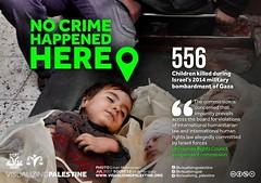 Gaza 2014: No Crime Happened Here