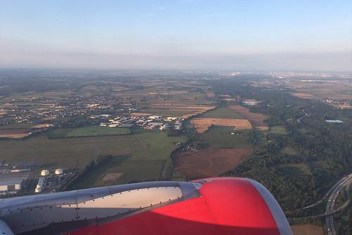 04 - Abflug von München