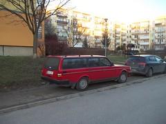 Volvo Kombi 240