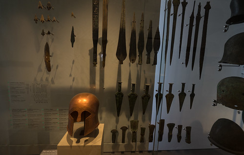 Armes de l'âge de Bronze