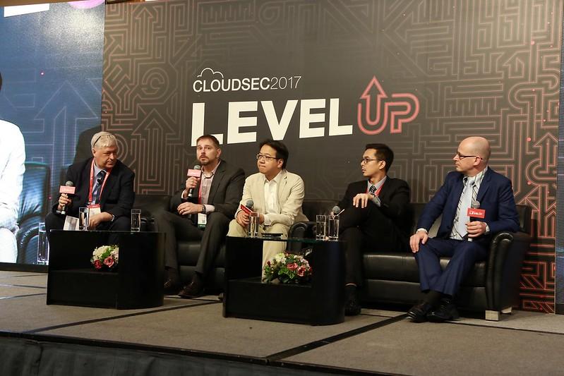 CLOUDSEC Hong Kong 2017
