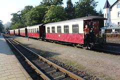 """Molli Bahn"", Bad Doberan, Germany"