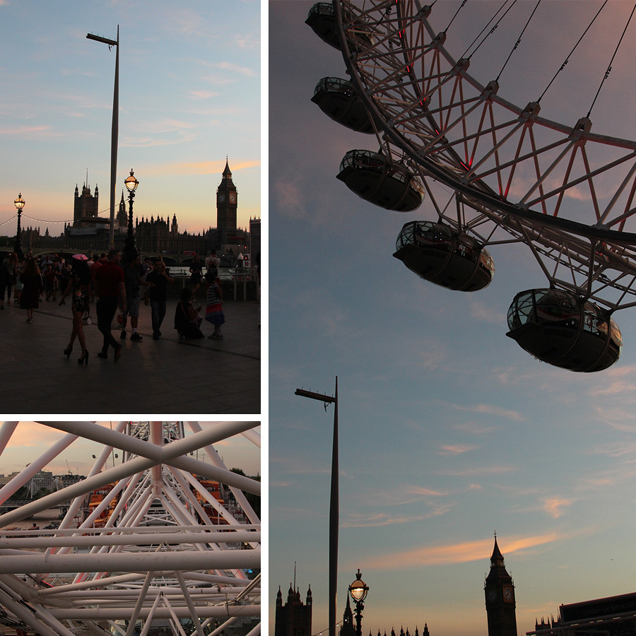 Lodon-day-2-London-Eye-at-sunset
