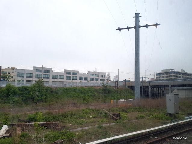 Train ride views