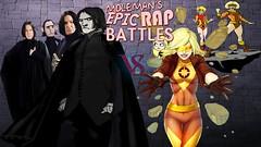 Moleman's Epic Rap Battles #41: Severus Snape Vs. Terra