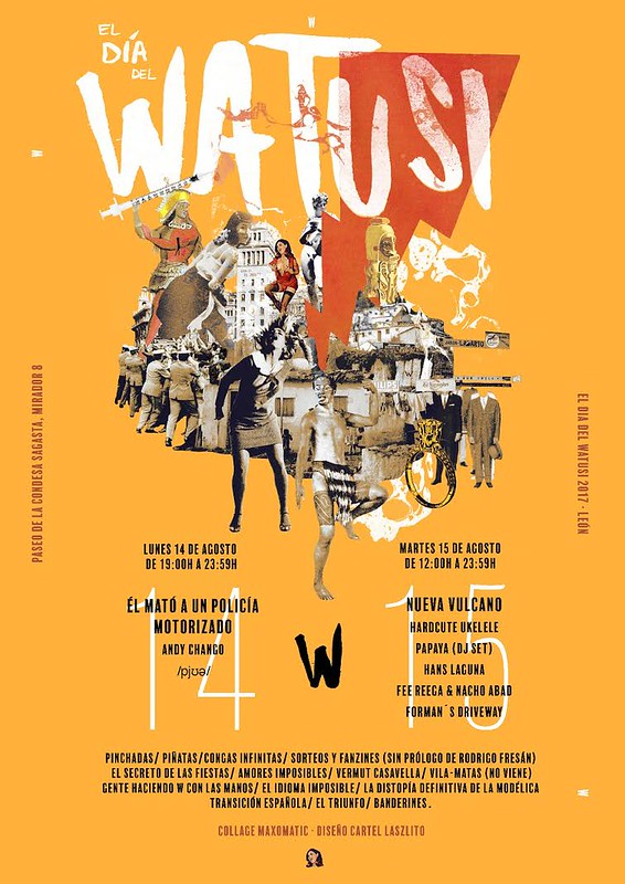 El día del Watusi