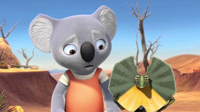 Fotograma: Blinky Bill, el koala (2015)