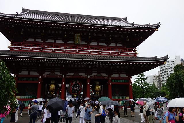 雨の東京散歩1 DSC-RX100
