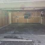 Garage Floor Removed And Replaced In Davis