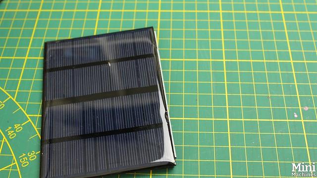 Construire un panneau solaire à 5€ - 011