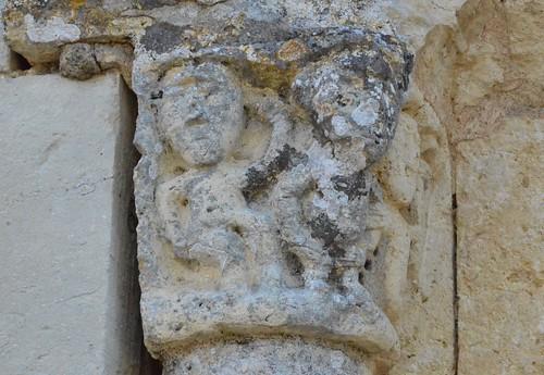 St-Aulaye (Dordogne), Ste-Eulalie