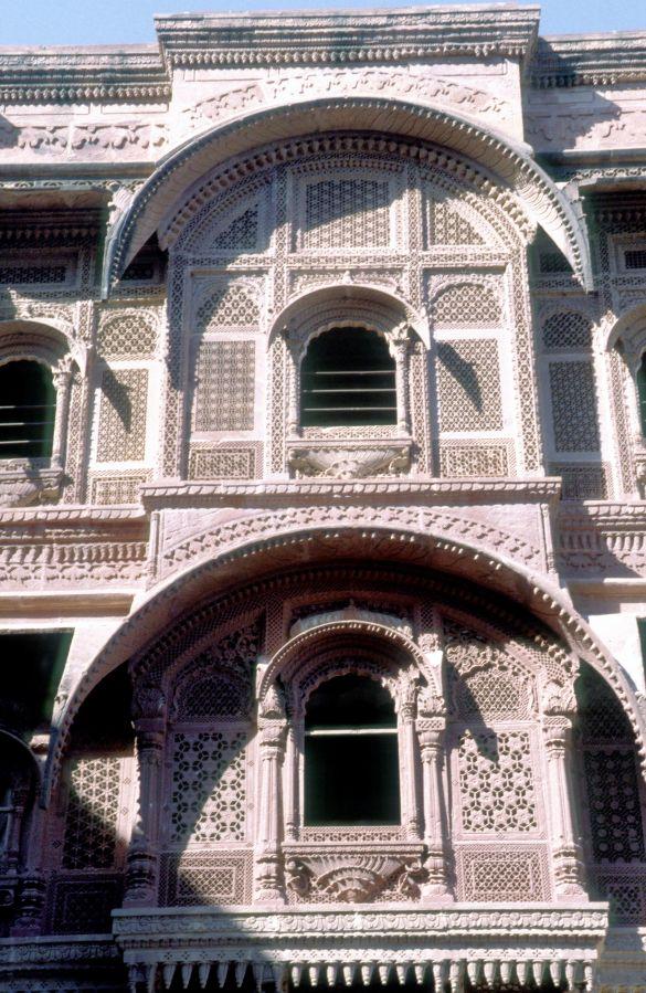 061-1HaveliRajasthanIndia1995