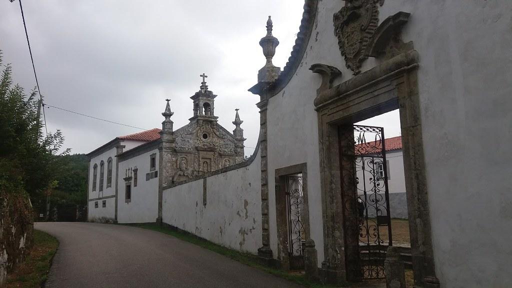Casa Grande de Romarigães dois