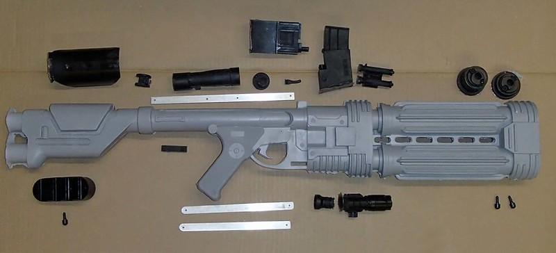 E-22 Complete Set of Parts