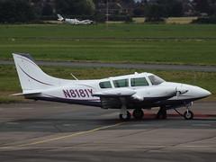 N8181Y Piper Twin Comanche 30