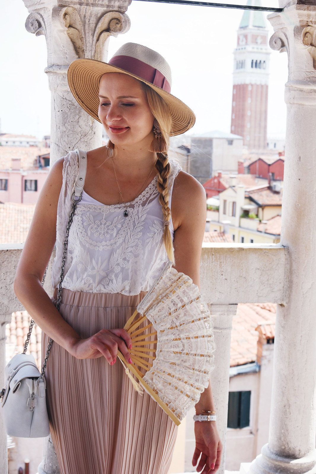 What to wear in Venice
