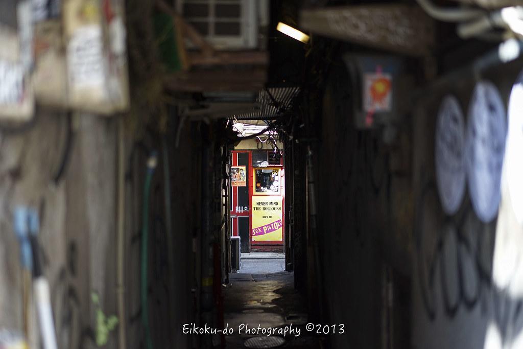 新宿ぶらり August 2017