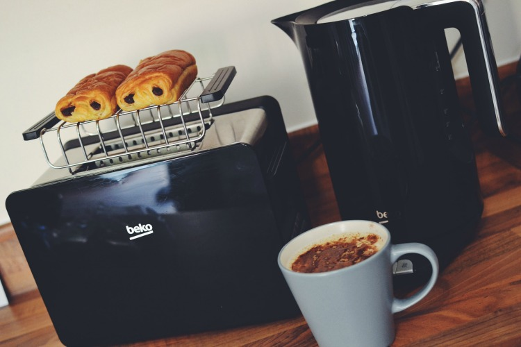 Beko toaster and Kettle