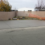 Mobile Home Parking Area In Fairfield