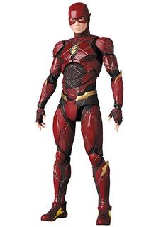 「我最多只是推推別人然後落跑!」MAFEX 正義聯盟【閃電俠】Justice League The Flash