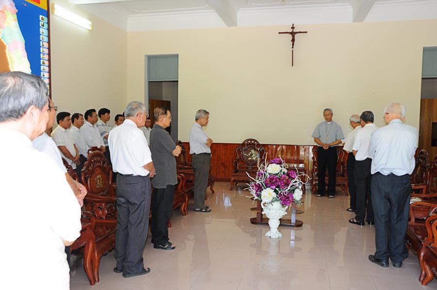 Khóa thường huấn linh mục đoàn Giáo phận Qui Nhơn