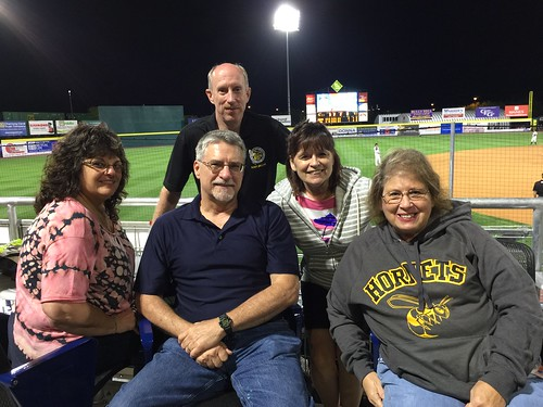 SUNY Broome Night at the Binghamton Rumble Ponies 2017